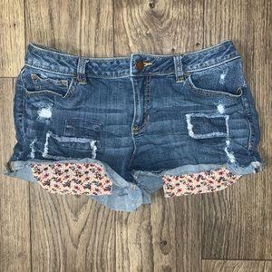 LV Lauren Conrad Shorts